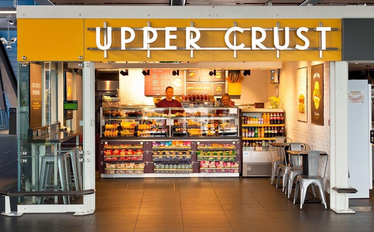 upper crust franchise store
