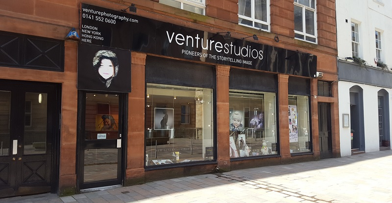 Venture photography franchise for sale in London