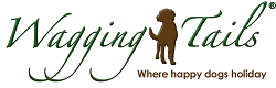 Wagging Tails franchise Logo