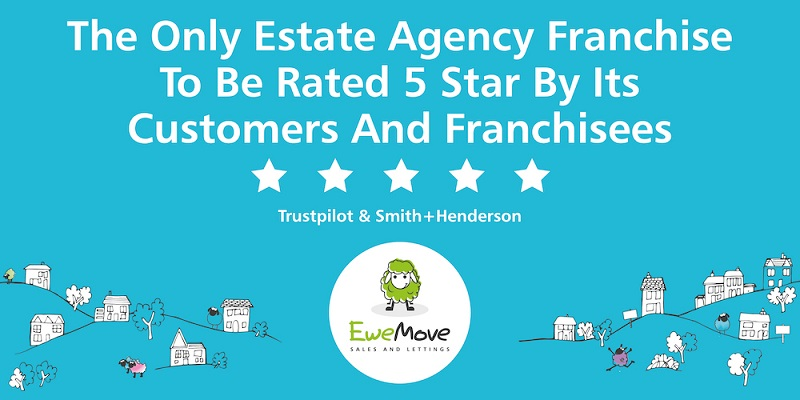 Ewe Move 5 star rating banner
