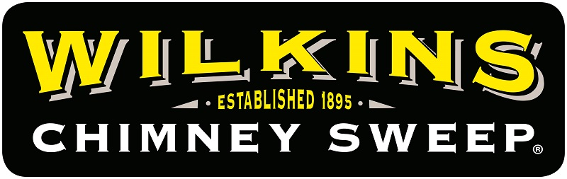 Wilkins chimney sweep franchise logo