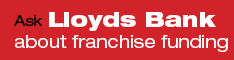 Ask Lloyds about franchise funding
