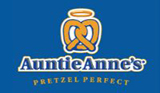 click to visit Auntie Anne's  master franchise