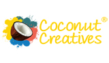 click to visit Coconut Creatives section