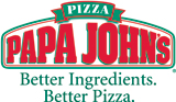 click to visit Papa John's section