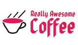 Really Awesome Coffee  franchise uk Logo