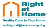 Right at Home franchise uk Logo