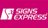 Signs Express  franchise uk Logo