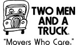 Two Men And A Truck franchise uk Logo