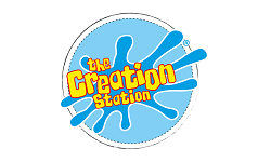 The Creation Station franchise uk Logo