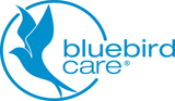 Bluebird Care franchise uk Logo
