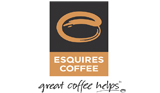 Esquires Coffee Houses  franchise uk Logo