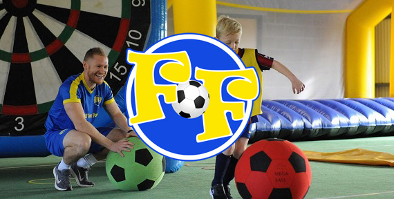 football fun factory franchise banner