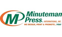 Minuteman Press  logo