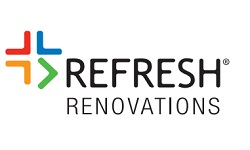 Refresh Renovations franchise uk Logo