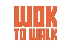 Wok to Walk franchise uk Logo