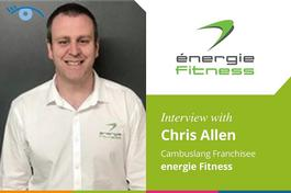energie Fitness Scotland & Northern Ireland Franchisee